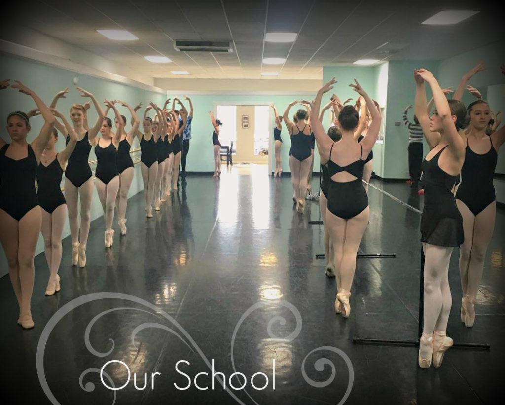 lexington virginia ballet school