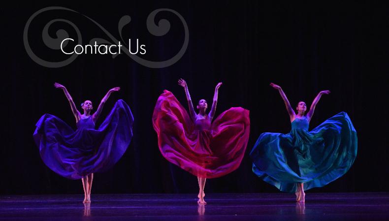 Contact the Rockbridge Ballet