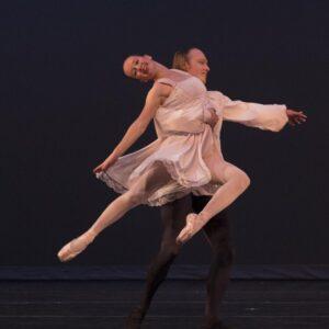 Rockbridge Ballet dancer
