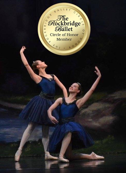 Rockbridge Ballet Circle of Honor